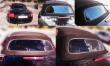 Επικόλληση Πίσω Τζαμιού για Audi TT
