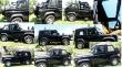 Πλήρης μετατροπή σε Land Rover!