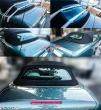 Επικόλληση Πίσω Τζαμιού  σε τέντα - Mercedes CLK 200 Kompressor!
